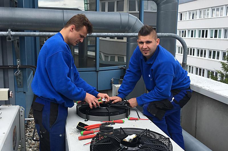 Klimaanlagen-Villingen-Schwenningen-Kaeltetechnik-Klimatechnik-Einwandfreie-Montage