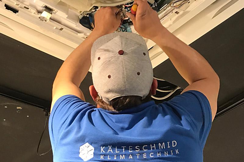 Klimaanlagen-Villingen-Schwenningen-Schwarzwald-Stuttgart-Kaeltetechnik-Klimatechnik-Montage-Service